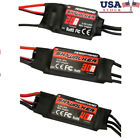 20/30/40A Brushless Speed Controller ESC BEC RC Airplane Quadcopter Helicopter