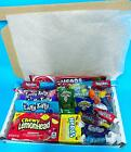 American Sweets Gift Box USA Candy Hamper Laffy Taffy Nerds Airheads Tootsie