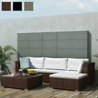 14x Poly Rattan Garden Lounge Set Patio Corner Sofa Furniture Set With Cushions