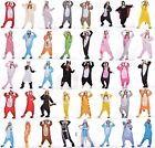 Adult Unisex Pajamas Kigurumi Kids Animal Pyjama Cosplay Costume Romper Hot Sale