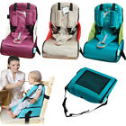 2 in 1 Baby High Chair Belt Protector Seat Booster Toddler Feeding Convert N