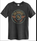 Foo Fighters 'FF Air' T-Shirt - Amplified Clothing - NEW & OFFICIAL!