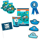 OCTONAUTS Amscan Birthday Party Range Balloons Decorations Accessories