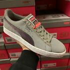 PUMA SUEDE CLASSIC x PIGEON 366334-01 GRAY SNEAKER MEN SHOES SIZE