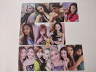 Itzy Not Shy Official Photocard