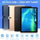 "10.1"" 2+32g Wifi Tablet Android 7.0  Bluetooth Game Computer Dual Camera 3g Sim"