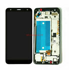 LCD Touch Screen Digitizer Assembly+ Frame LG Xpression Plus 2 2019 LM-X420AS8