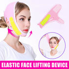 Women Reduce Double Chin Face-lift Bandage Belt Shape Face Facial Slimming Strap