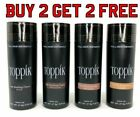 Toppik Hair Building Fibres 27.5g Buy 2 and get 2 more FREE - THATS 7.5 EACH..