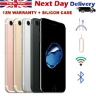Apple Iphone 7 32gb 128gb 256gb Unlocked All Colours Refurbished 4g Smartphone