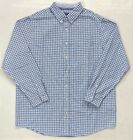 Mens Big & Tall Cremieux Classics Everyday Oxford Button-Front Long Sleeve Shirt