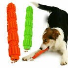 Durable Dog Chew Toys Rubber Bone Toy For Aggressive Chewers Indestructible UK~^