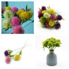 Plastic Household Products For Home And Wedding Artificial Flowers Decoration