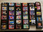 Sega Genesis Games You Pick - Tested - Free Sticker - US Seller