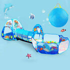 Внешний вид - Creative 3in1 Kids Baby Play Tent Tunnel Ball Pit Playhouse Pop-Up for Toy Gift
