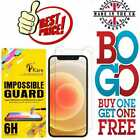 Tempered Glass Screen Protector For iPhone  iPhone XR X XS Max 11 12 MINI 2021