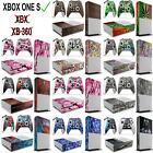 'Xbox One S Console Skin Decal Sticker + 2 Controller Skins