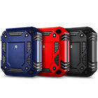 Внешний вид - AirPods Case Heavy Duty Armor Cover + Keychain Clip For Apple AirPods 1/2 & Pro