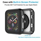 Apple Watch 4 5 6 SE Full Cover Snap On Case  Screen Protector 40/44mm