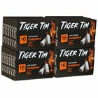 Tiger Tim Firelighters Quickfire Flame Fast Barbecue Long Burning Fire Lighters