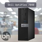 Dell OptiPlex 7040 SFF Desktop PC Win10Pro Configure upto 64GB RAM 512GB M.2 SSD