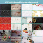 Photo Background Paper Double Side Backdrop for Food Product Photography