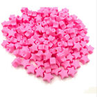 Silicone Beads Heart-shaped Shape Diy Jewelry Food Grade Teether Sensory N3