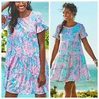 Lilly Pulitzer Jodee Short Sleeve Swing Dress