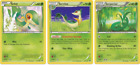 Pokémon Choose Your Starter! Complete Evolutions. All Regions Available! NM