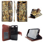 FOR IPOD TOUCH 5 5TH GEN CASE WALLET CREDIT CARD POCKET PU LEATHER POUCH COVER