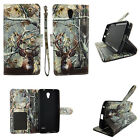 FOR Ipod Touch 5 6 5TH 6TH CASE WALLET CREDIT CARD POCKETS PU LEATHER DUAL LAYER