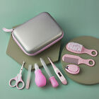 8 in 1 Baby Grooming Kit and Baby Nail Kit 9 Pcs Newborn Nursery Health Care Set