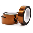 F26505 Heat Resistant Insulating Polymide Tape 5-200mm for Electronics Industry