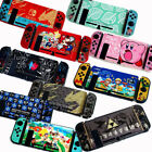 Hard Thin Case Cover Shell for Nintendo Switch Snap on Case 40 Designs