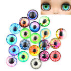 20x Glass Eyes For Needle Sewing Felting Bear Doll DIY Craft 10MM/16MM/20MM