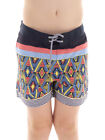 Brunotti Boardshort Swim Trunks Cecantar Yellow Pattern Lacing Pockets