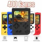 Mini Handheld Retro Game Boxes Console Player 400 In 1 Games 8 Bit 3.0 Inch Box