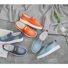 Stylish Lady Zipper Shoes Canvas Shoes Simple Outdoor Women Flat Low Top N3