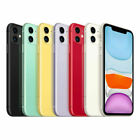 Fully Unlocked Apple iPhone 11 64GB All Carriers Smartphone