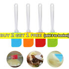 Mixing Silicone Scraper Spatula for Cooking Baking Cake Cream Butter Batter Tool
