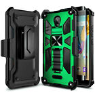 Holster Case For Wiko Life 2 U307AS Full Body Kickstand Cover + Tempered Glass
