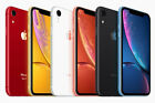Apple iPhone XR A1984 Black White Blue Red Coral Yellow 64GB 128GB Good Used