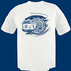 GRATEFUL vw BUS dead head Captain Trips Jerry TSHIRT - MANY SIZES AND STYLES!