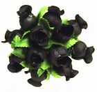 144 poly rose silk favor flower pick wedding shower