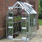 Elite Alminium Streamline Greenhouse package deal