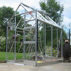 Elite Aluminium High Eave Greenhouse package deals