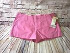 Flirty Mossimo PINK SHORTS Junior Sizes 1,5,9,11,13 NWT