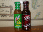 7up Citrus & Dr Pepper Mesquite Marinades