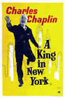 """The King of New York - 24""""x36"""" Giclee on Canvas"""