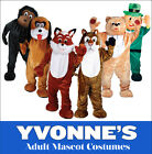 Full Body Mascot Costume Suit - For Fancy Dress Parties Promotions Events